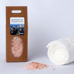 Koupelová sůl Himalájská minerální 400 g