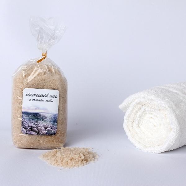 Koupelová sůl Mrtvé moře 500 g
