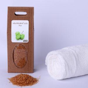 Koupelová sůl: Pivní (dárková krabička)